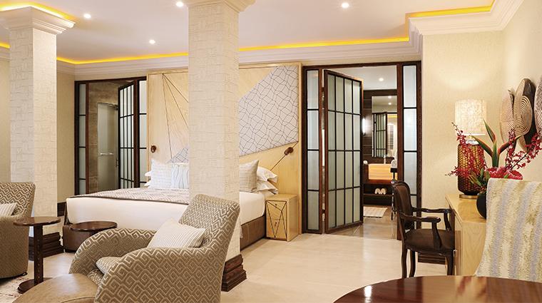 saxon hotel villas and spa nelson mandela platinum suite