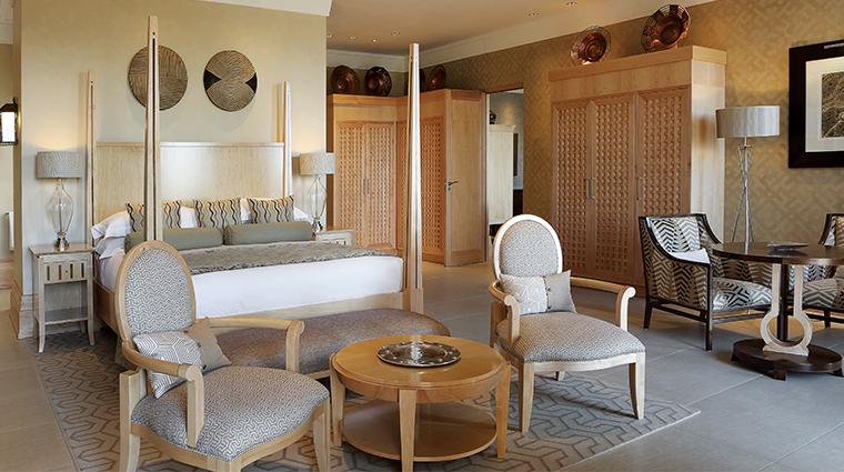 saxon hotel villas and spa villa luxury suite bedroom