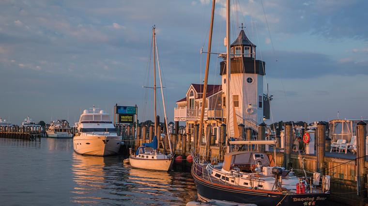 saybrook point inn marina spa lighthouse suite exterior
