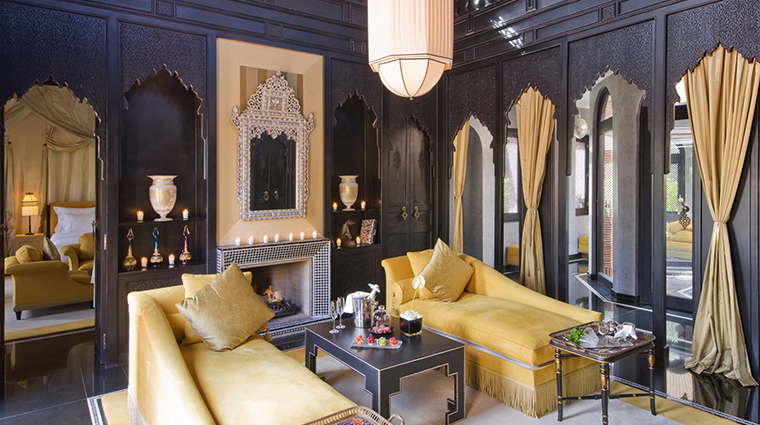 selman marrakech one bedroom salon
