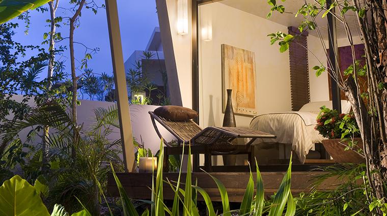 sense a rosewood spa at mayakoba treatment room