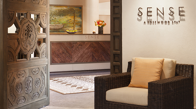 sense a rosewood spa at san miguel de allende entrance