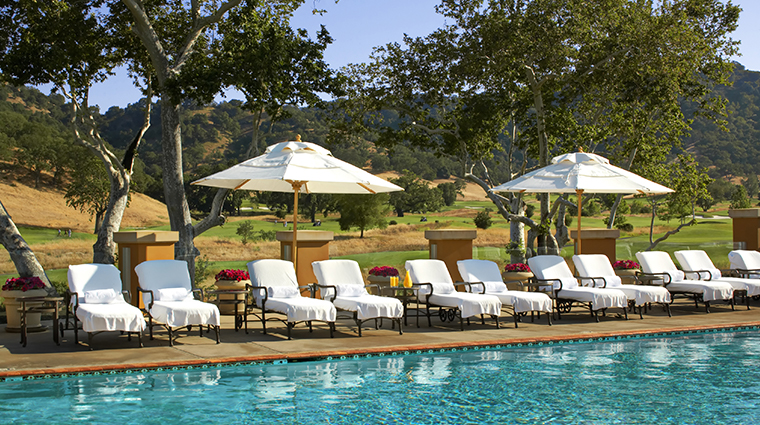 sense spa cordevalle pool