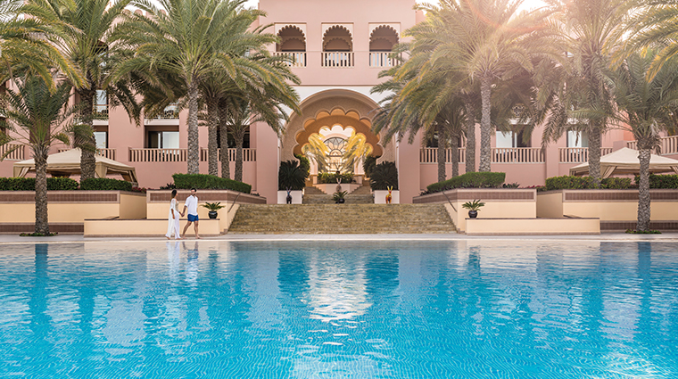 shangri la al husn resort spa hotel and pool