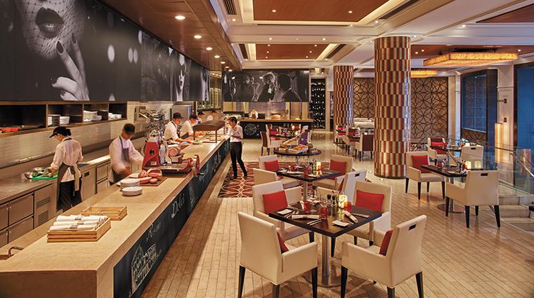 shangri la hotel bangkok retaurant
