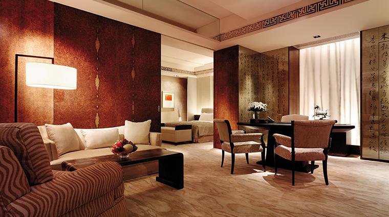 shangri la hotel beijing presidential suite