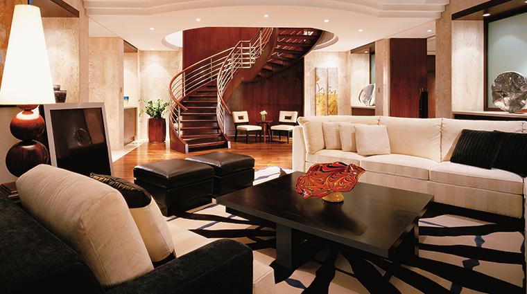 shangri la hotel dubai AlShams Presidential Suite Lounge