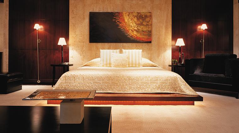 shangri la hotel dubai AlShams Presidential Suite Master Bedroom