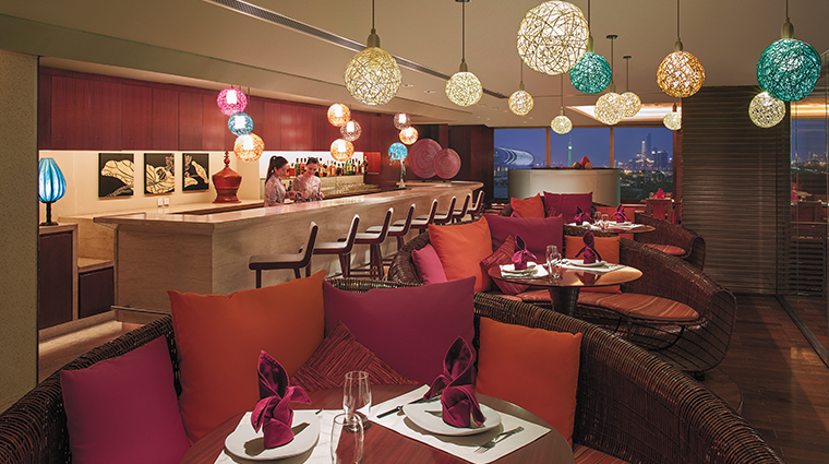 shangri la hotel guangzhou bar