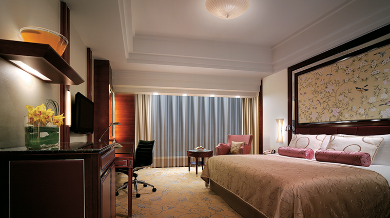 shangri la hotel guangzhou bedroom