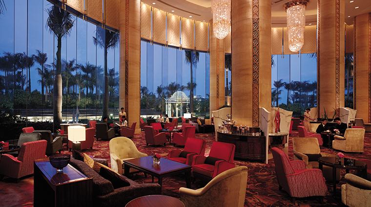 shangri la hotel guangzhou lounge