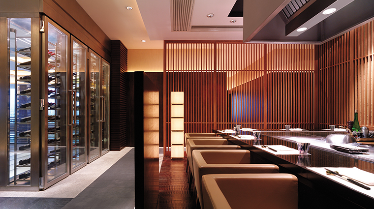 shangri la hotel guangzhou retaurant