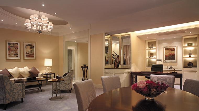 shangri la hotel guangzhou suite living room
