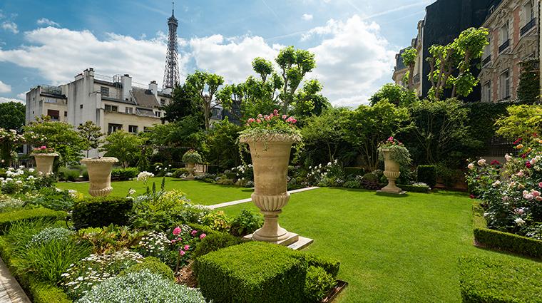 shangri la hotel paris garden