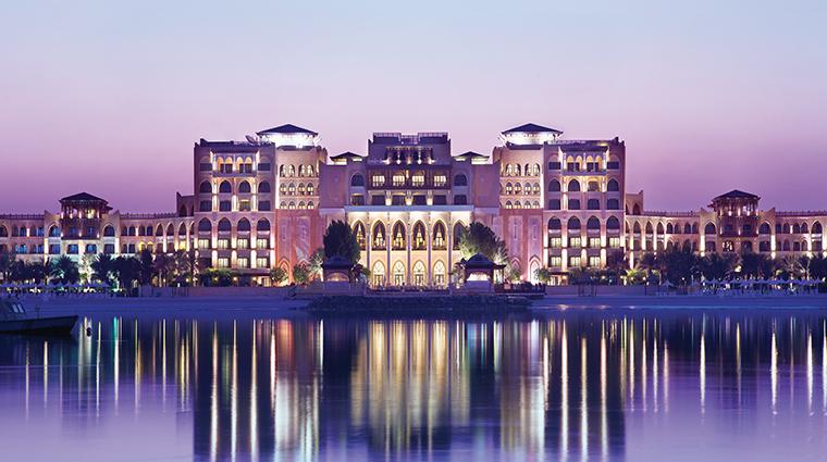 shangri la hotel qaryat al beri abu dhabi exterior