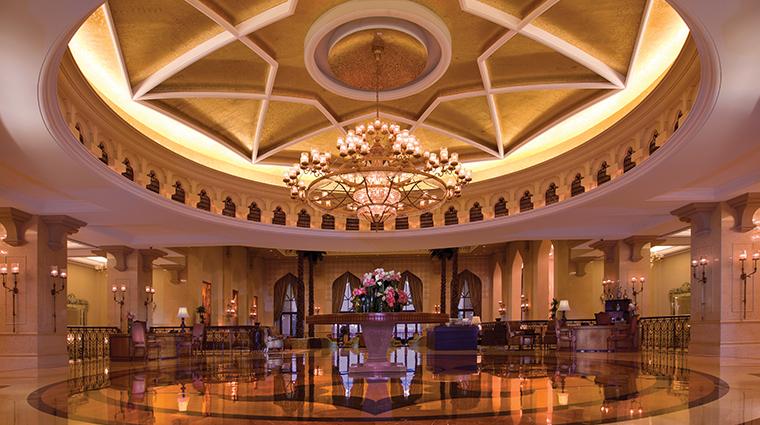 shangri la hotel qaryat al beri abu dhabi lobby