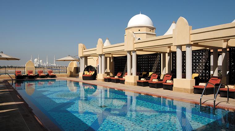 shangri la hotel qaryat al beri abu dhabi rooftop pool