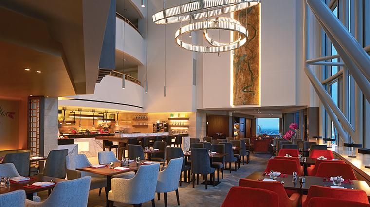 shangri la hotel sydney horizon club lounge