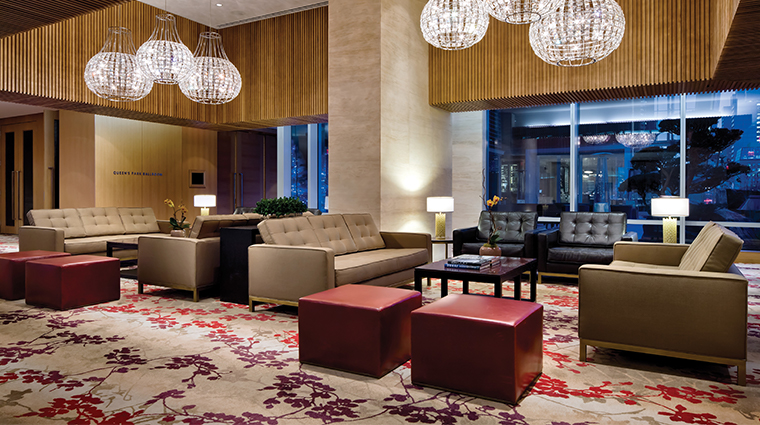 shangri la hotel toronto events room