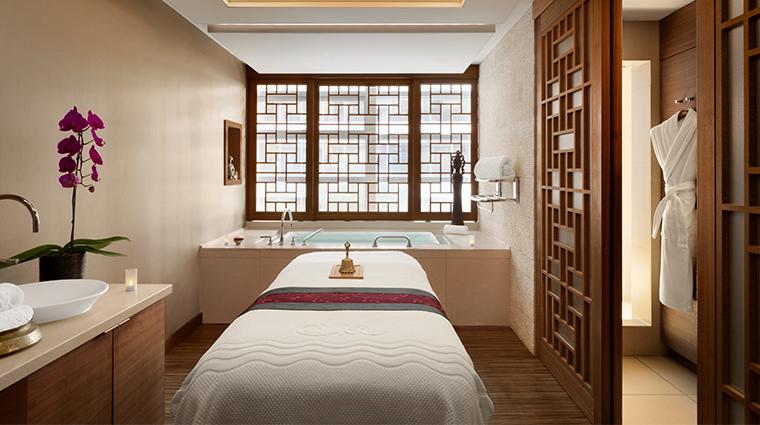shangri la hotel vancouver CHI spa individual