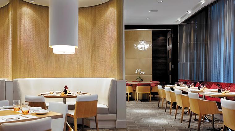 shangri la hotel vancouver MARKET dining room
