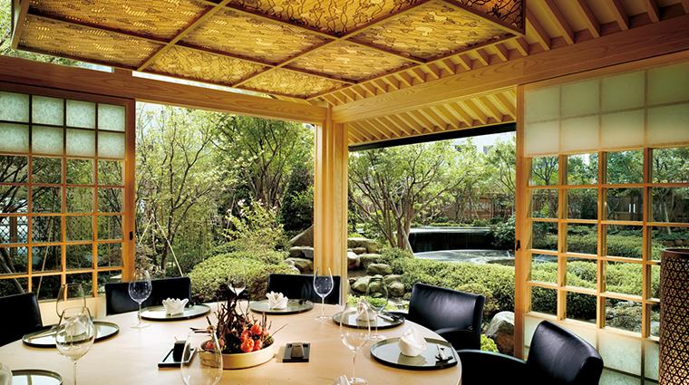 shangri las far eastern plaza hotel taipei Ibuki