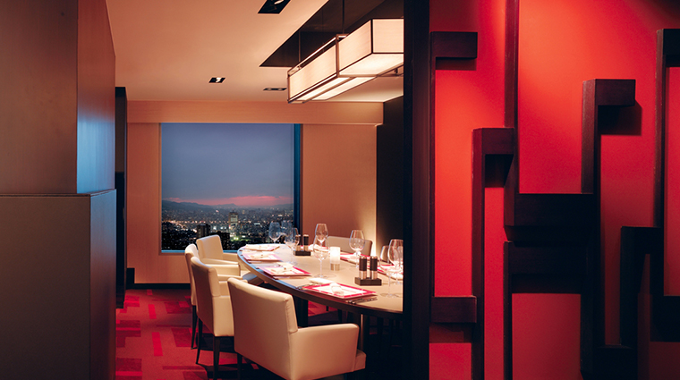 shangri las far eastern plaza hotel taipei Marco Polo