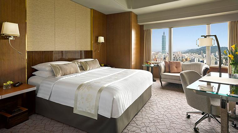 shangri las far eastern plaza hotel taipei deluxe room