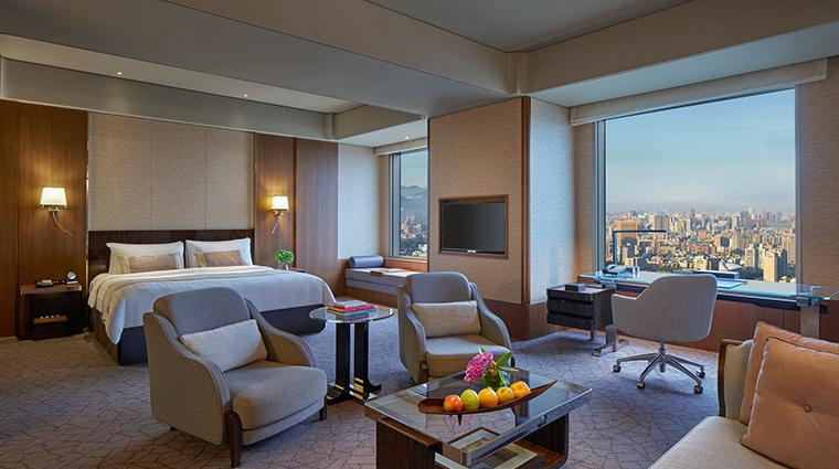shangri las far eastern plaza hotel taipei grand deluxe