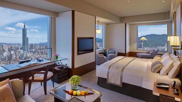 shangri las far eastern plaza hotel taipei horizon premier