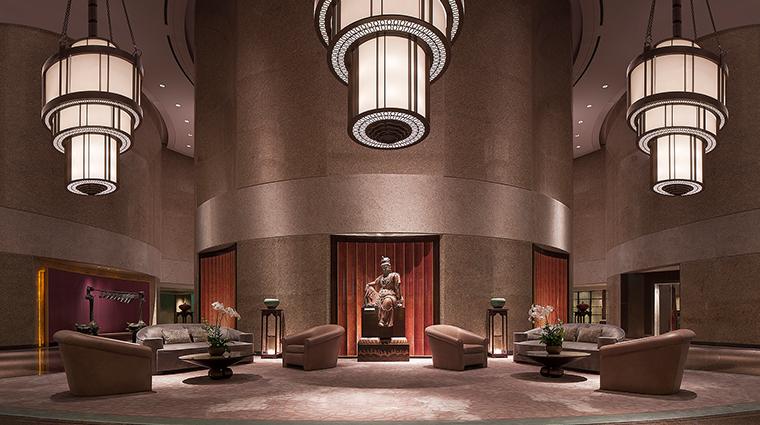 shangri las far eastern plaza hotel taipei lobby