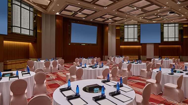 shangri las far eastern plaza hotel taipei meeting room