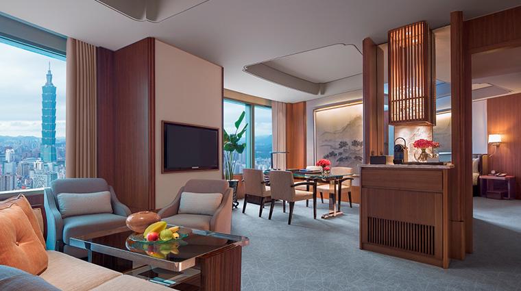 shangri las far eastern plaza hotel taipei plaza suite