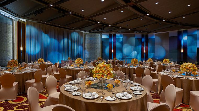 shangri las far eastern plaza hotel taipei social event