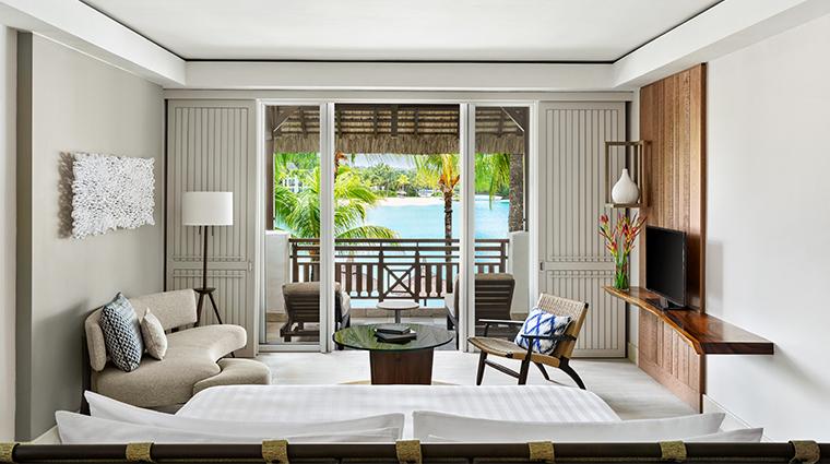 shangri las le touessrok resort and spa Frangipani One Bedroom Suite