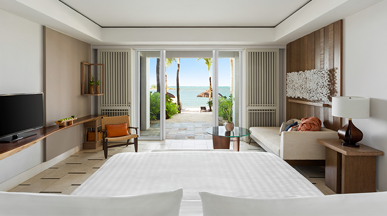shangri las le touessrok resort and spa junior suite hibiscus beach access