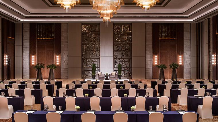 shangri las sanya resort spa hainan ballroom2