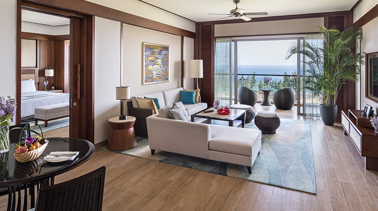 shangri las sanya resort spa hainan horizon suite