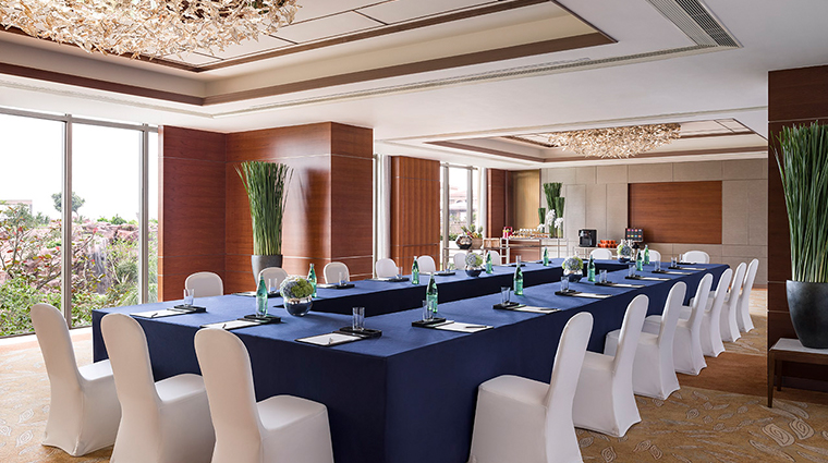 shangri las sanya resort spa hainan meeting room