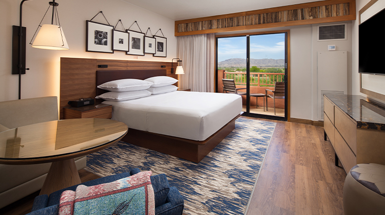 sheraton grand at wild horse pass new deluxe king