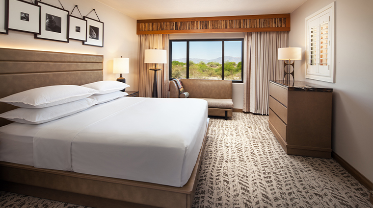sheraton grand at wild horse pass new governor suite bedroom