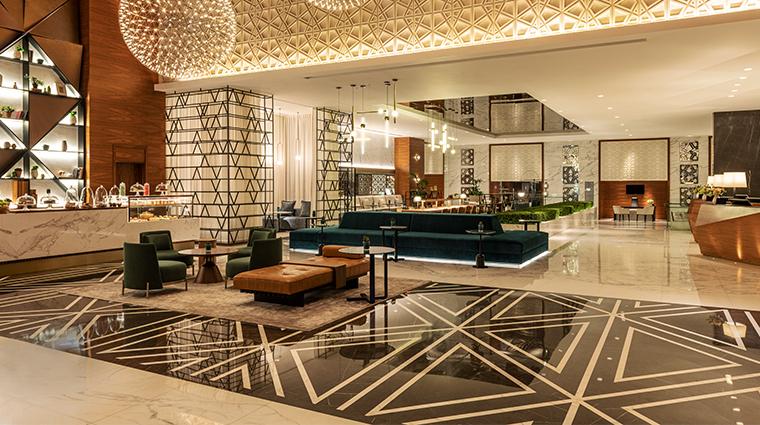 sheraton grand hotel dubai lobby new