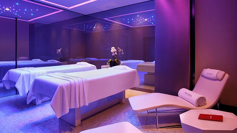 shiseido spa milan private suite spa