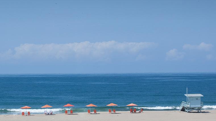 Shutters beach