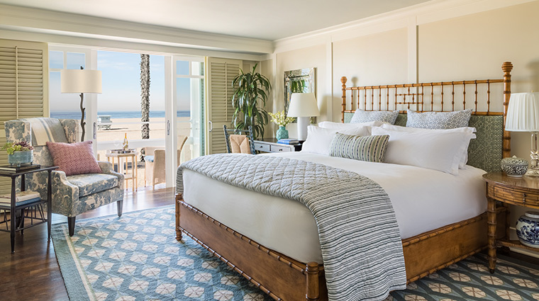 Shutters bedroom beach
