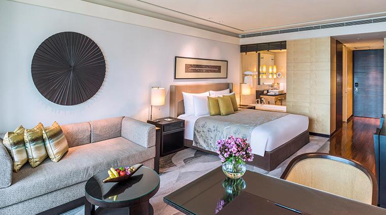 siam kempinski hotel bangkok deluxe king
