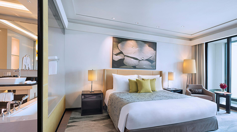 siam kempinski hotel bangkok family suite