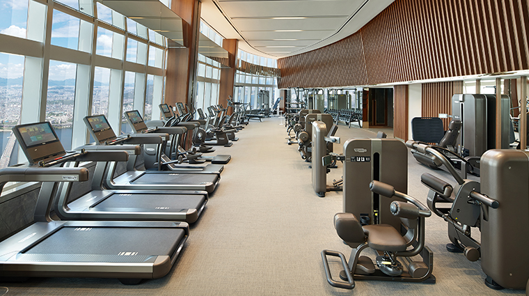 signiel seoul fitness and spa