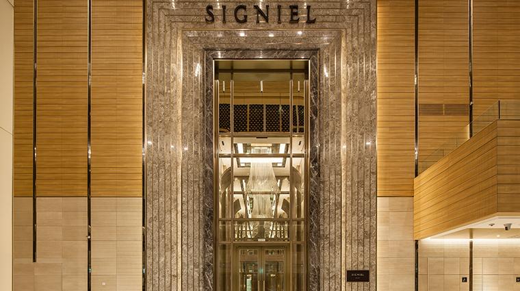 signiel seoul main entrance