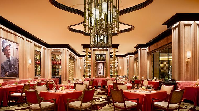 sinatra dining room